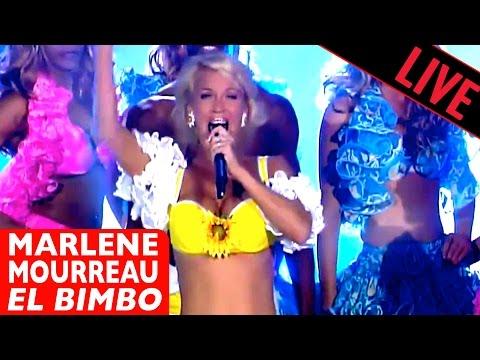 Marlène Mourreau - El Bimbo / Live Dans La Télé De Sébastien