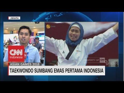 Perjuangan Atlet Indonesia di Hari Pertama Asian Games 2018 thumbnail