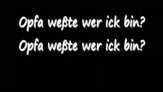 K.I.Z - Der Durch die Tür Geher (Songtext) HD.flv