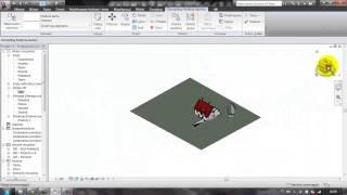 Revit Architecture - Lekcja 21 - Podbitka dachu