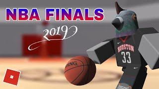 ROBLOX: NBA Finals 2019 [BETA] 60 FPS MOBILE GAMEPLAY VIDEO