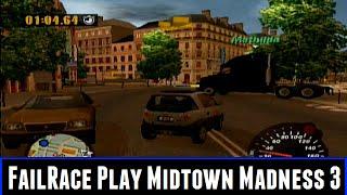 FailRace Play Midtown Madness 3