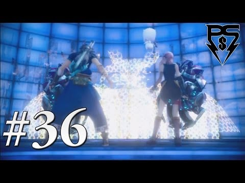 Final Fantasy XIII-2 PsS Playthrough Part 36 - All Hope's Fault