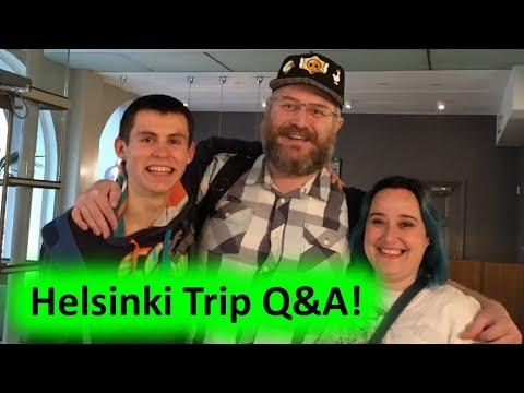 Hay Day! Q&A + photos about Supercell YouTuber trip to Helsinki!