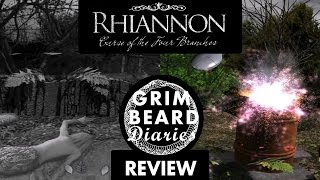 Grimbeard Diaries - Rhiannon: Curse of the Four Branches (PC) - Review