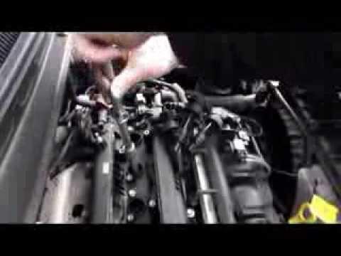 видео замена свечей зажигания киа пиканто