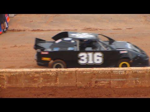 Friendship Motor Speedway (Pure Stock4's)(Part 2) 9-20-19