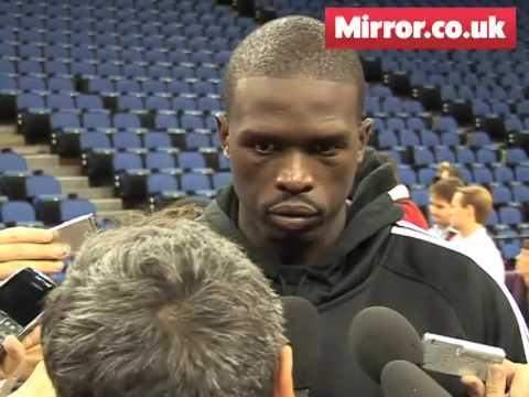 Chicago Bull - Luol Deng chats with Mirror.co.uk