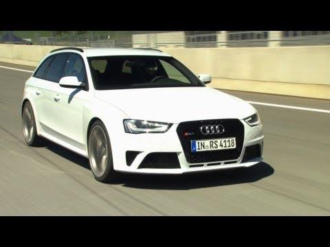 NEU: Audi RS4 Avant