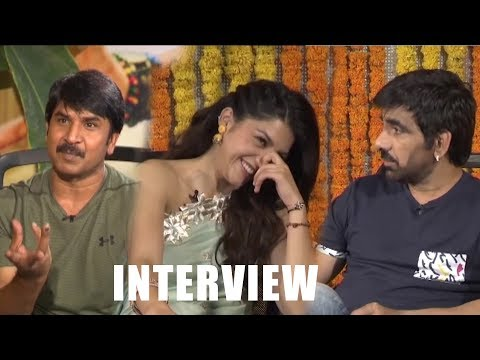 Raja the Great Deepavali Special Interview || Ravi Teja || Mehreen || Prakash Raj || Srinivas Reddy