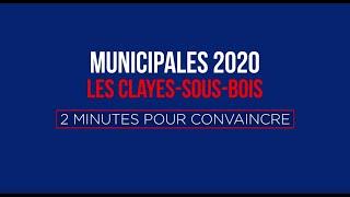 Yvelines |« 2 minutes pour convaincre » : Anne-Claire Frémont – « Les Clayes-Sous-Bois c'est vous »