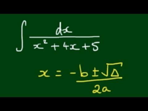 integral of dx x