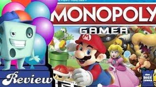 Monopoly ve Nintendo Ortaklığında Yeni Oyun Monopoly Gamer