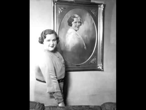 Kate Smith - It's Never Too Late  (with lyrics)