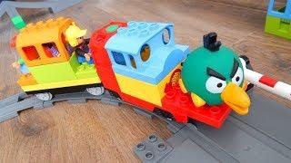 Машинки игрушки Лего Поезда мультики Город машинок 274: ВИП Персона. Мультики для детей про Машинки
