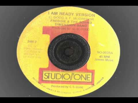Freddie Mcgregor & Sound Dimension Band - When I Am Ready  Extended - Studio 1 Records