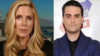 Ben Shapiro Questioned Ann Coulter on Amnesty, See Her Answer