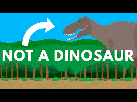 Thumbnail: Everything You Know About Dinosaurs Is WRONG!