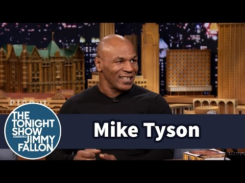 Mike Tyson Is Creeped out by Mike Tyson Costumes