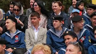 Трансляция Парада Победы в Каспийске