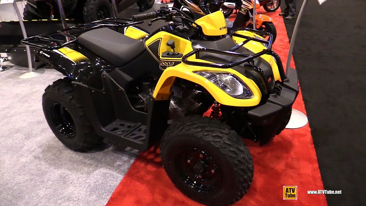 2016 kymco mxu 150 x recreational atv walkaround 2015. Black Bedroom Furniture Sets. Home Design Ideas