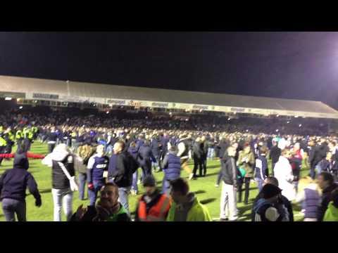 JPT Area Final | Southend vs Orient - FT Celebrations