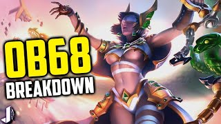 Paladins OB68 Patch Breakdown! Siege of Ascension Peak Event, Next Level Skins & More!