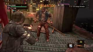 Resident Evil Revelations 2 Desafio de Nível Restrito Nº 488 (04'48) cenário 4:6
