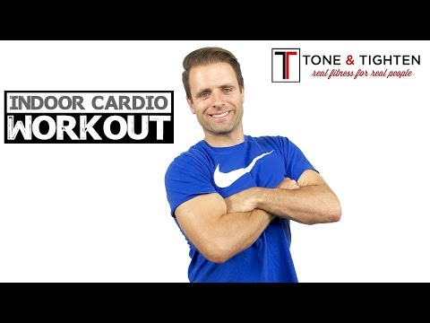 30-Minute Indoor Cardio Workout - No Equipment Required