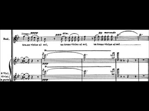 Carlo Bergonzi sings Celeste Aida (final bars) as written by Verdi