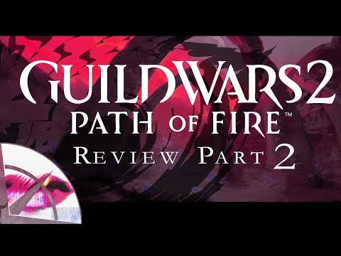 Guild Wars 2 | Path of Fire Review Part 2 | The Krytan Herald