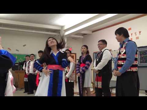 Nkauj Nog ( Cinderella) By St. Patrick Hmong Youth thumbnail