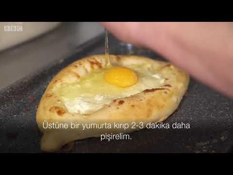 Haçapuri: Gürcistan'ın milli yemeği