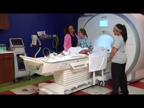 Getting an MRI at Lurie Children's