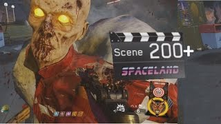 200+ IW Zombies In Spaceland Race  to 200 with Scottiei3 ''world record''