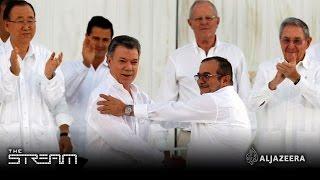 The Stream - Colombia, FARC end civil war
