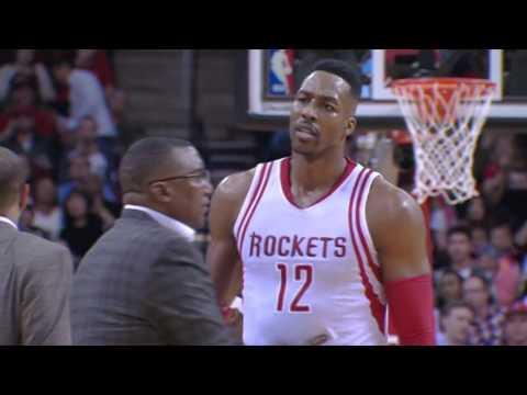 Washington Wizards vs Houston Rockets | January 30, 2016 | NBA 2015-16 Season