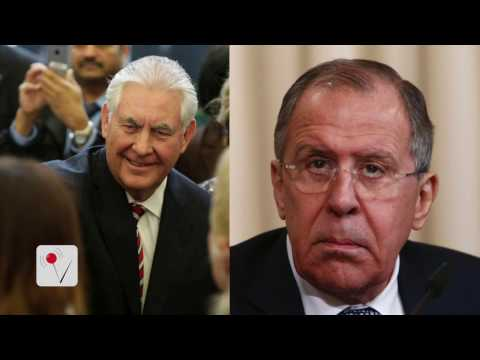 Secretary of State Tillerson to Meet with Russia's Foreign Minister