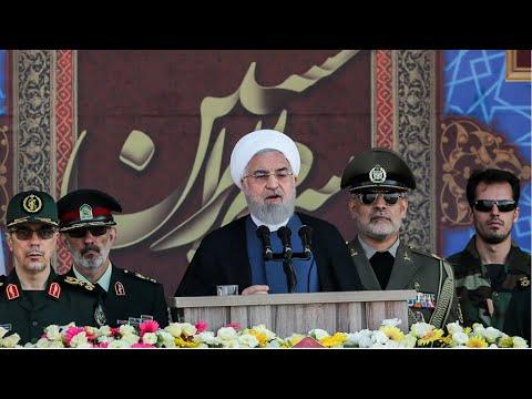 روحاني خلال استعراض عسكري: -نهجنا يخلق الوحدة مع بلدان المنطقة-  - نشر قبل 20 دقيقة