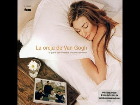 Rosas, De La Oreja De Van Gogh (con Letra)