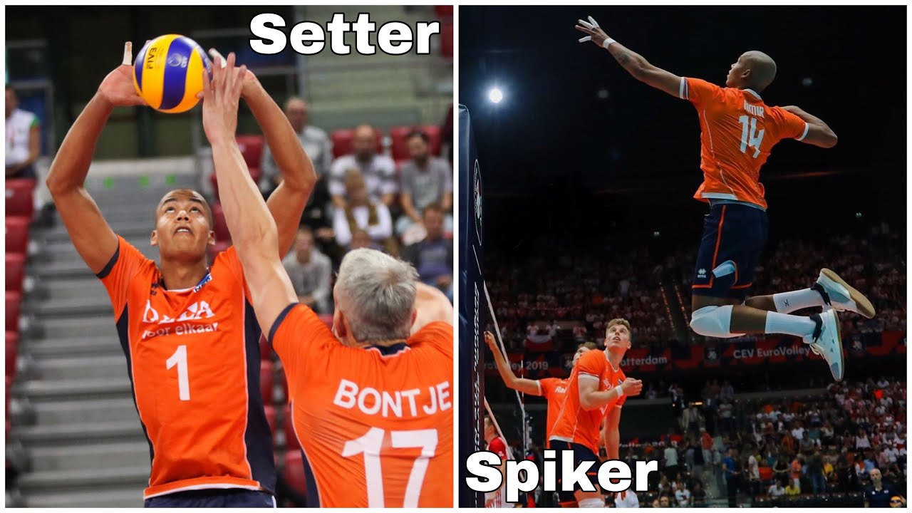 Volleyball Players Who Changed Their Positions (HD)