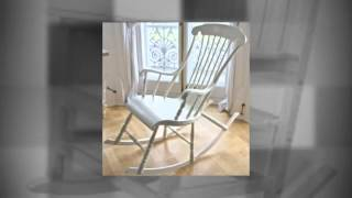 White Rocking Chair - How To Choose White Rocking Chair?