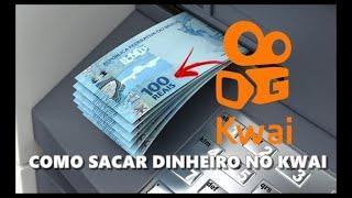 Como sacar dinheiro no KWAI [DR CELULAR]