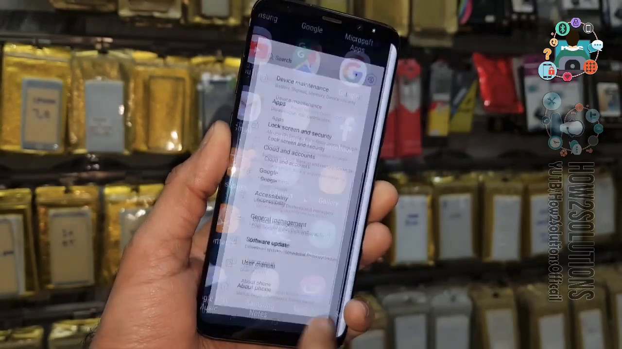 Samsung S8 frp bypass without computer HushSMS APK new 2019
