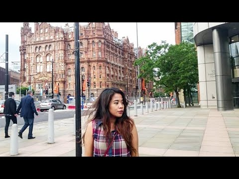 Travel VLOG 1 : Jalan2 ke Manchester, UK (Old trafford stadium, China Town, Castlefield Park)