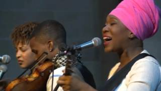 India Arie Sings I Am Light #MLKNow