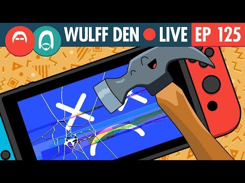 Hacked Switch Users get BANNED - WDL Ep 125