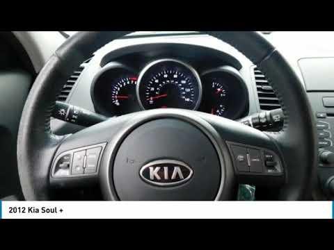 2012 Kia Soul Martin Honda Kia Mazda K191086A