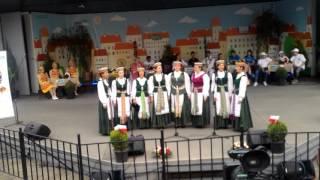 Marijampolės kolegijos studentų ansamblis