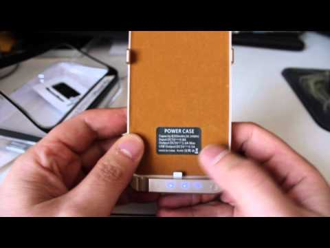 Iphone 6 Plus External Battery Case 8200mah